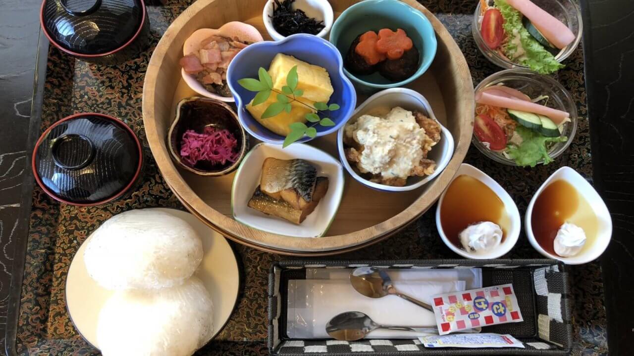 ホテルセンチュリー宮崎朝食